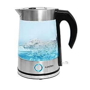 Klarstein pure water hervidor de agua el ctrico 1 7 - Hervidor de agua electrico ...