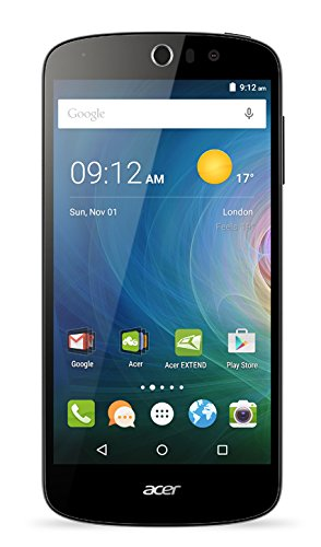 Acer-Liquid-Z530-8GB-Negro-Smartphone-SIM-doble-Android-GSM-Android-51-Lollipop-Barra-MediaTek