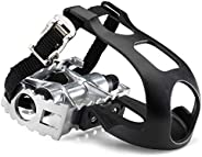 Schwinn Adult Replacement Bike Pedals, 9/16 Inch Compatible, Fits Most Adult Bikes, Multiple Colors