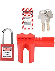 Industrial Padlock Kit, High-Quality Material Engineering Safety Lock Kit for Industrial Chemical/Electric Power/Petroleum