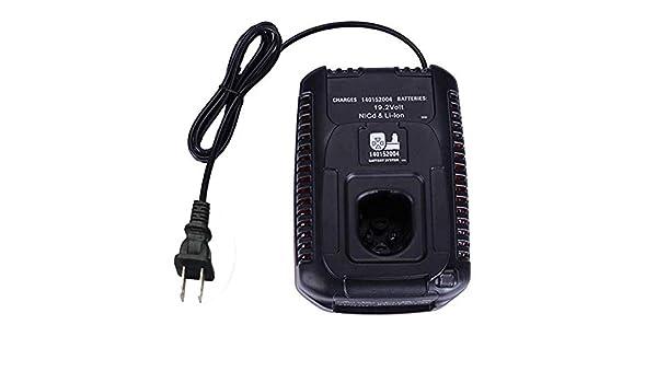 140152004 cargador de batería para Craftsman 100 V/240 V 9,6 ...