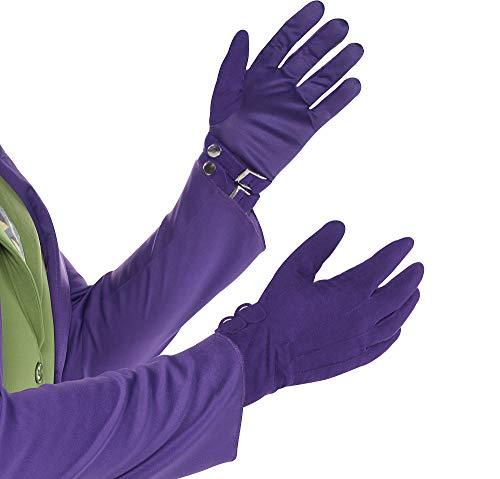Suit Yourself Joker Gloves, Dark Night 3 Halloween