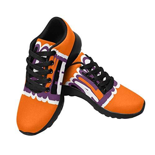 InterestPrint 3 Custom Women's Sneaker Running Design pf0qrp