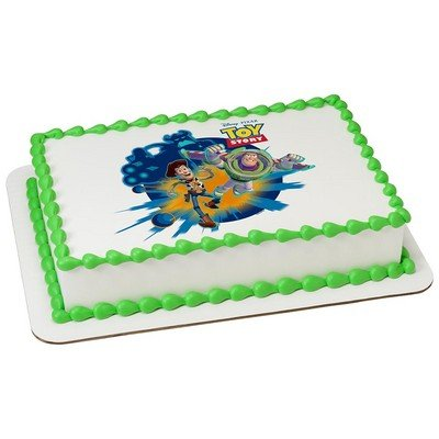 Disney's Toy Story Licensed Edible Cake Topper #8283