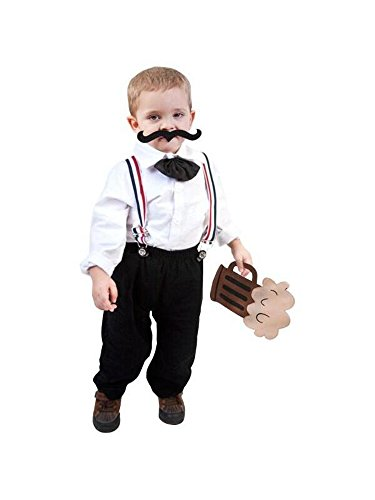 Baby Bartender Costume, Size 18-24 Months -