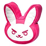 """Official Overwatch D.Va Plush Pillow Toy from Blizzard Entertainment - 14"""" Dva Plushie"""