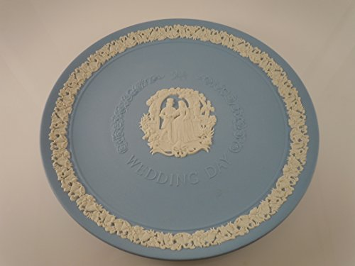 Wedgwood Jasperware Wedding Collector Plate & Wedgwood Collector Plates. Wedgwood Jasperware Wedding Collector Plate.