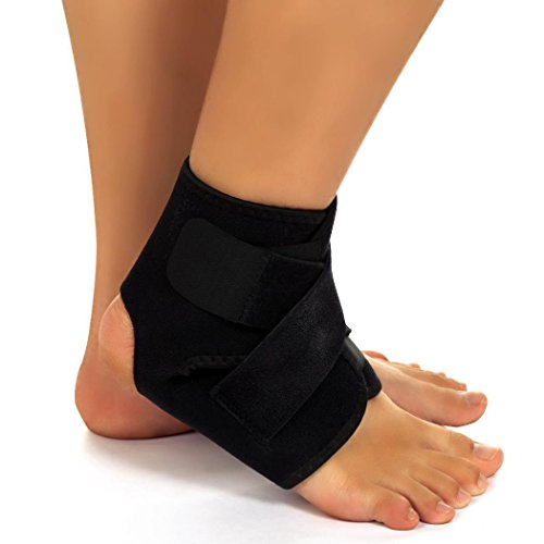 COSYOU Adjustable Ankle Support, Ankle Brace, Ankle Wrap Perfect For Basketball, Running, Soccer, and Training