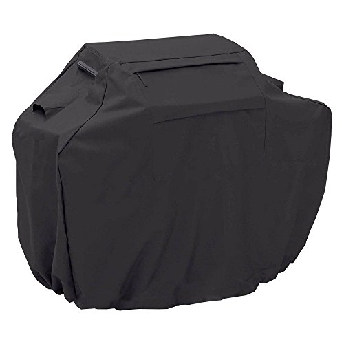 GOSTAR Gas Grill Cover 72-inch (183L x 66W x 130H cm) Large Size Waterproof with Handles BBQ Grill Cover for Weber(Genesis), Charmglow, Brinkmann, Jennair, Uniflame, Lowes, and Other Model Grills (Bar Q Covers B)