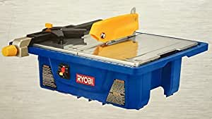 Ryobi WS721 3/4 HP 7 in. Wet Tile Saw