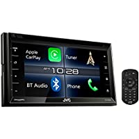 JVC KW-V820BT 6.8-Inch Double DIN BT In-Dash AV Receiver.(Certified Refurbished)