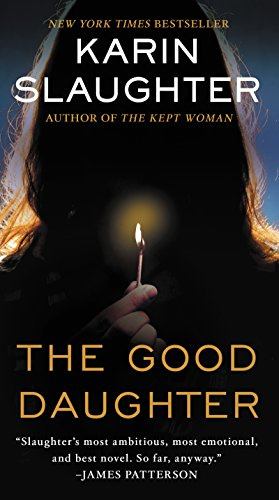The Good Daughter: A Novel (Blonde Hair Blue Eyes Light)