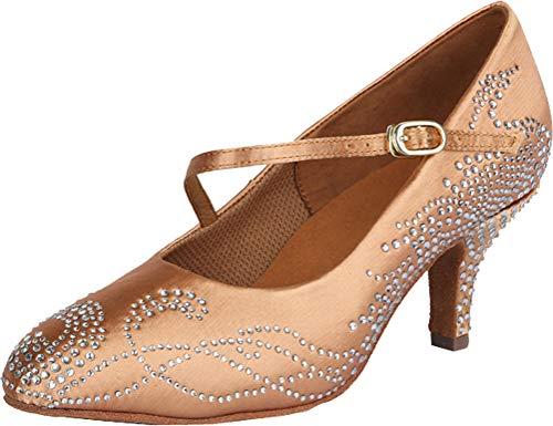 Zapatillas a Satén Find Mujer Pink Para De Danza Nice 5Iawqx8aR