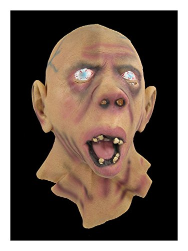 Cletus Overhead Latex Mask (Flesh) - Hoedown Halloween Costumes