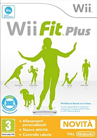 Wii Fit Plus: Amazon.es: Videojuegos