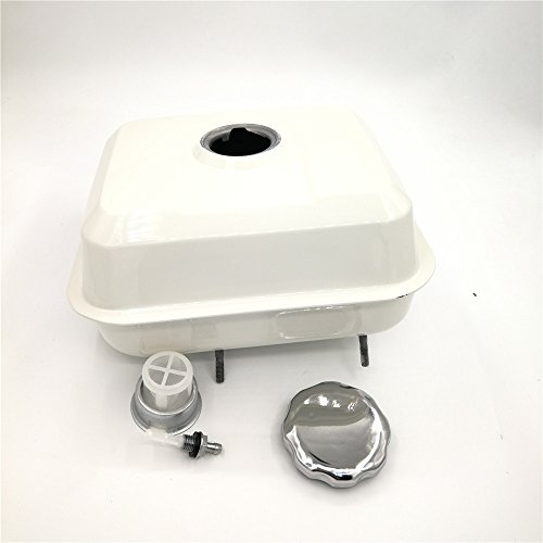 shiosheng Gas Fuel Tank Joint Filter Cap Assy for Honda GX340 GX390 188F 11HP 13HP 4-Stroke Gasoline Motor Engine Generator Water Pump