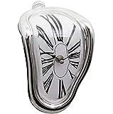 Distorted clock melting clock