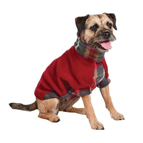 Fido Fleece Coats – 8″ – Mac Dawg Pattern, My Pet Supplies