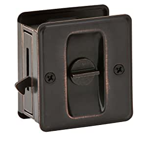 Amazon Com Ives By Schlage 991a 716 Sliding Door Pull