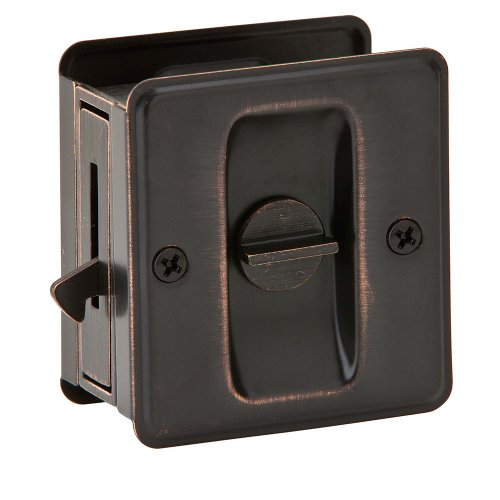 - Ives by Schlage 991A-716 Sliding Door Pull