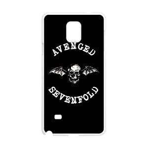 Samsung Galaxy Note4 2D PersonAvenged Sevenfoldzed Hard Back Durable Phone Case with Avenged Sevenfold Image