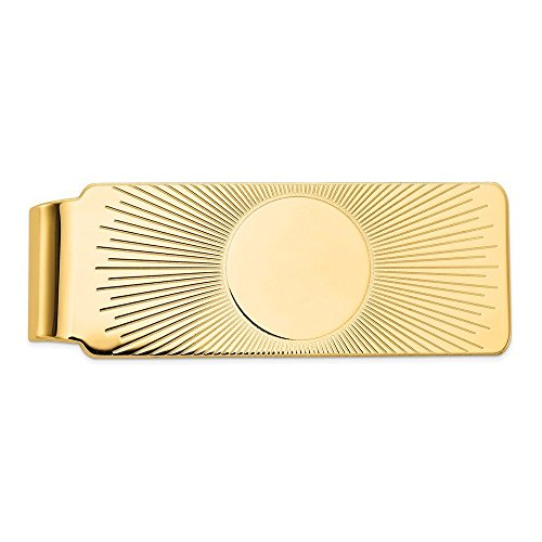 Gold Yellow Yellow Yellow 14K Yellow Gold Clip Money Money Clip 14K 14K 14K Gold Clip Money pwxqf8Oqa