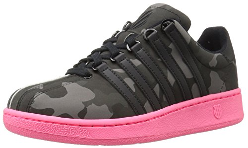 Baskets armée Dames VN Vert Classic Rose 36 Taille HPPwqvFW