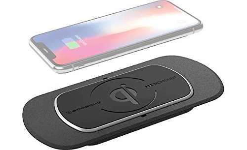 Scosche UQ01 MagicMount Qi Wireless Charging kit with Universal Vehicle Mount