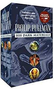 His Dark Materials 3-Book Mass Market Paperback Boxed Set: The Golden Compass; The Subtle Knife; The Amber Spy