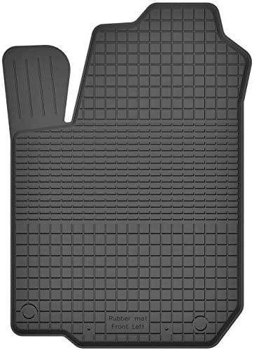Ko Rubbermat 1 Stück Gummimatte Fußmatte Fahrer Geeignet Zur Opel Mokka Bj Ab 2012 Ideal Angepasst Auto