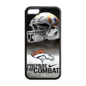 Pink Ladoo? Custom Denver Broncos Case For Iphone 5C Cover IP-25614