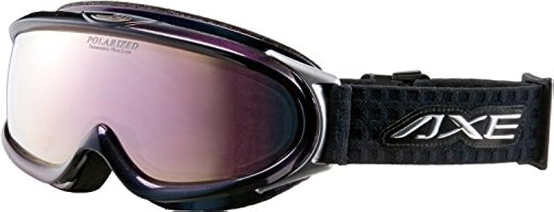 AXE 스노우 보드 UV 고글 고사양 편광 렌즈 AX888-WMP