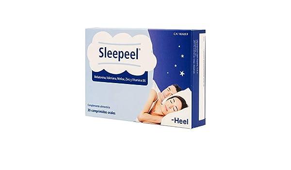Amazon.com: Sleepeel 30 Tabs. - Food Supplement - Natural ...