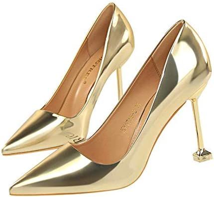 UK Womens Ladies Stiletto High Heel Shoes Pointed Toe Party Evening Sandals Size