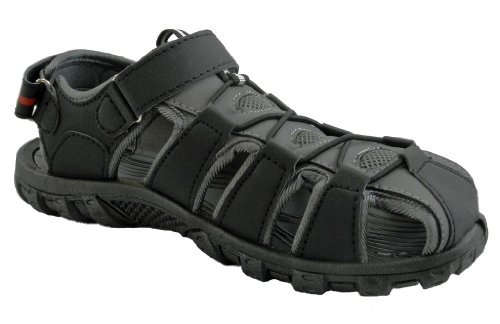 ab6e46bdb1b5 Image Unavailable. Image not available for. Color  Mens Easy USA Waterproof Sport  Sandals ...