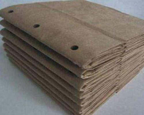 Kraft Brown 8x8 paper bag albums 8 Paper bag Scrapbooks