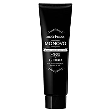 MONOVOヘアリムーバークリーム 140g