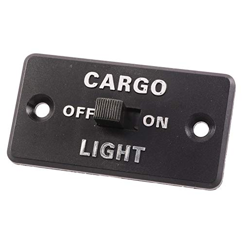 DENNIS CARPENTER FORD RESTORATION PARTS 1973-1979 PICKUP TRUCK CARGO LAMP SWITCH-IN CAB