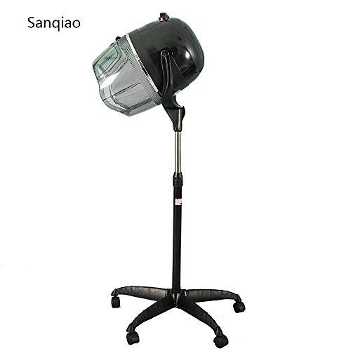 Sanqiao Campana Casco Secador de Pelo Secador de Peluqueria con Capucha y Tripode: Amazon.es: Hogar