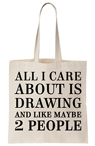 All Drawing Is 2 People Bag And Tote About I Canvas Care Maybe Like rtIwq1I