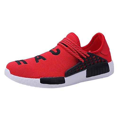 De Hombres De Corrientes ALIKEEY Ventilaci Zapatos Los RxXqwB1