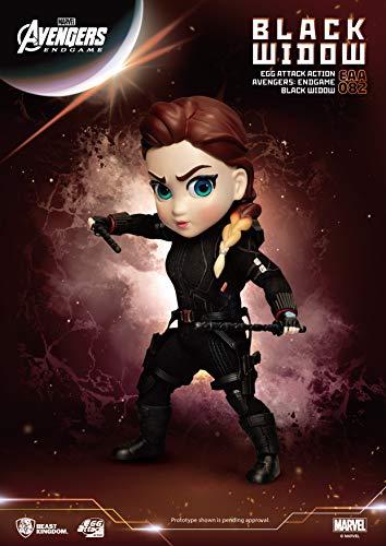 412nVOMwctL Avengers Endgame: Black Widow EAA-082 Egg Attack Action Figure
