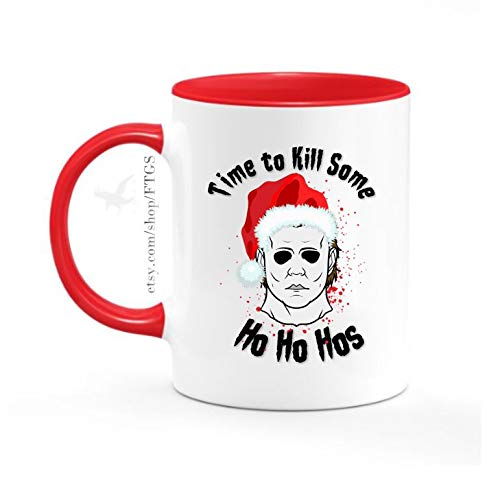 Time To Kill Some Ho Ho Hos Christmas