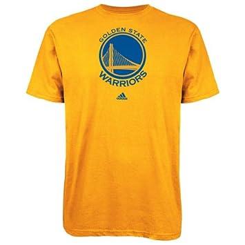 Amazon.com: dorado State Warriors Logo de Adidas Primaria ...
