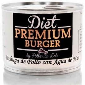 Pechuga de Pollo con Agua de Mar en Conserva 100 g Diet ...