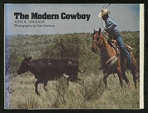 book cover of The Modern Cowboy