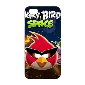 Zheng caseZheng caseCool-benz Angry birds (3D)Phone Case for iPhone 4/4s