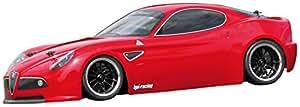 Alfa Romeo 8C Competizione Clear Body:RS4,Sprint 2