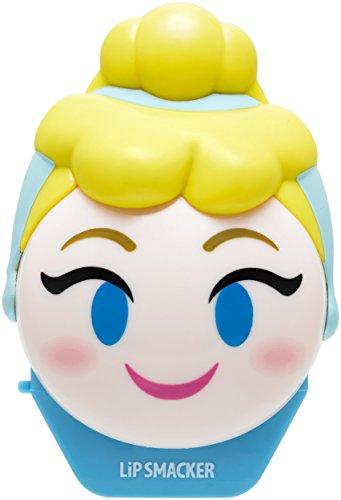 - Lip Smacker Disney Emoji Lip Balm, Cinderella Bibbity Bobbity Berry, 0.26 Ounce