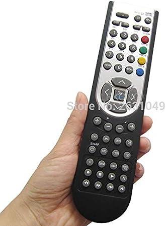 Ochoos - Mando a Distancia para televisor Oki V19CPHDLUV, L22VC-FHDTUV, L32VB-FHTU: Amazon.es: Electrónica